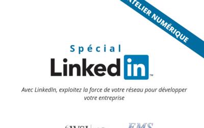 Atelier Numérique : LinkedIn