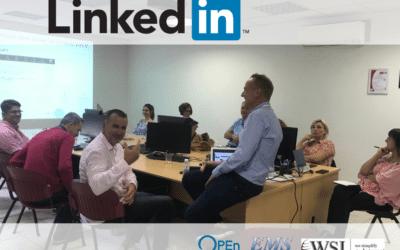 Les ateliers Numériques : spécial LinkedIn