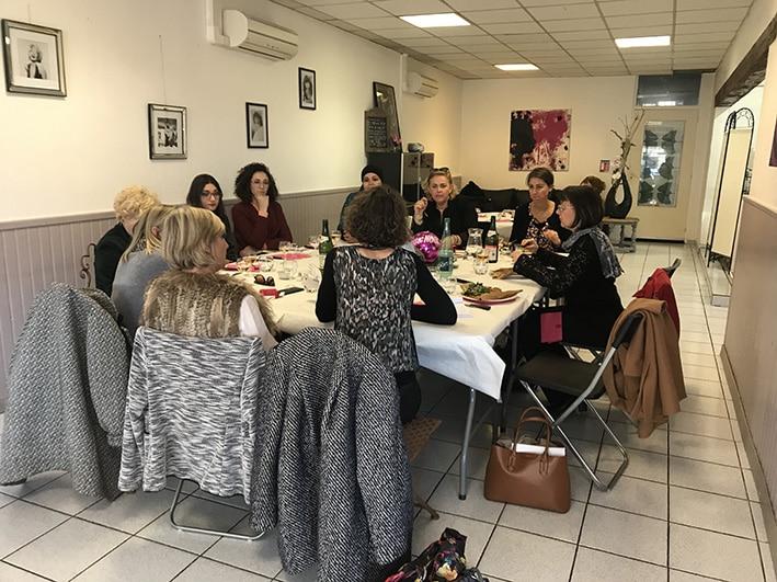 Le club au Féminin d'OPEn soutient la Boutique éphémère «La Belugue»