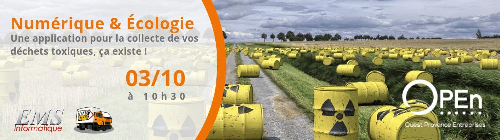 Atelier Numérique & Écologique