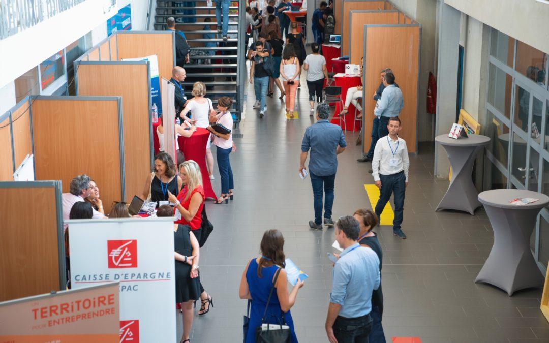 Agora du Business : le forum économique à l'Ouest de l'Étang de Berre