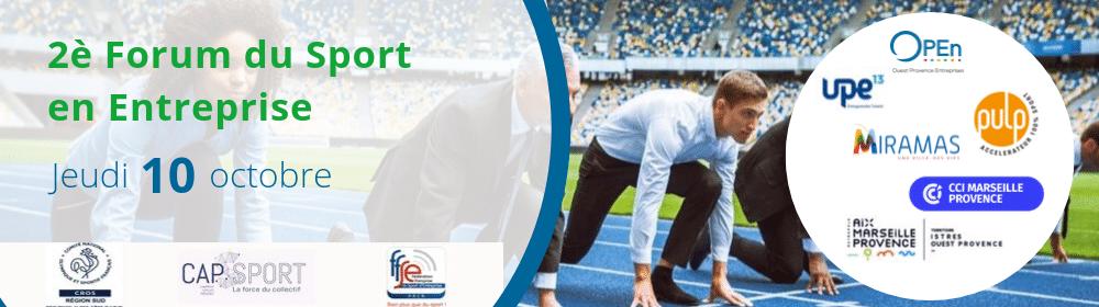 2è Forum du Sport en Entreprise