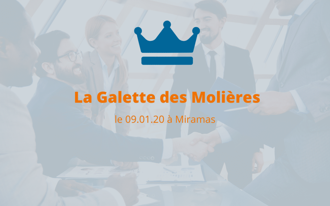Galette des Molières