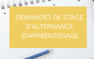 STAGE : Bac Pro Gestion-Administration