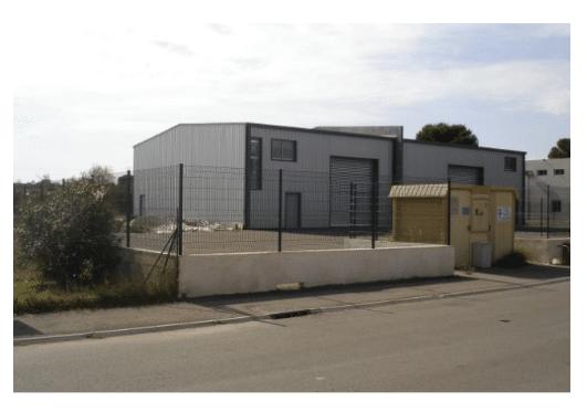 Location – Local 200m² dans la Zone de Lavalduc à Fos sur Mer