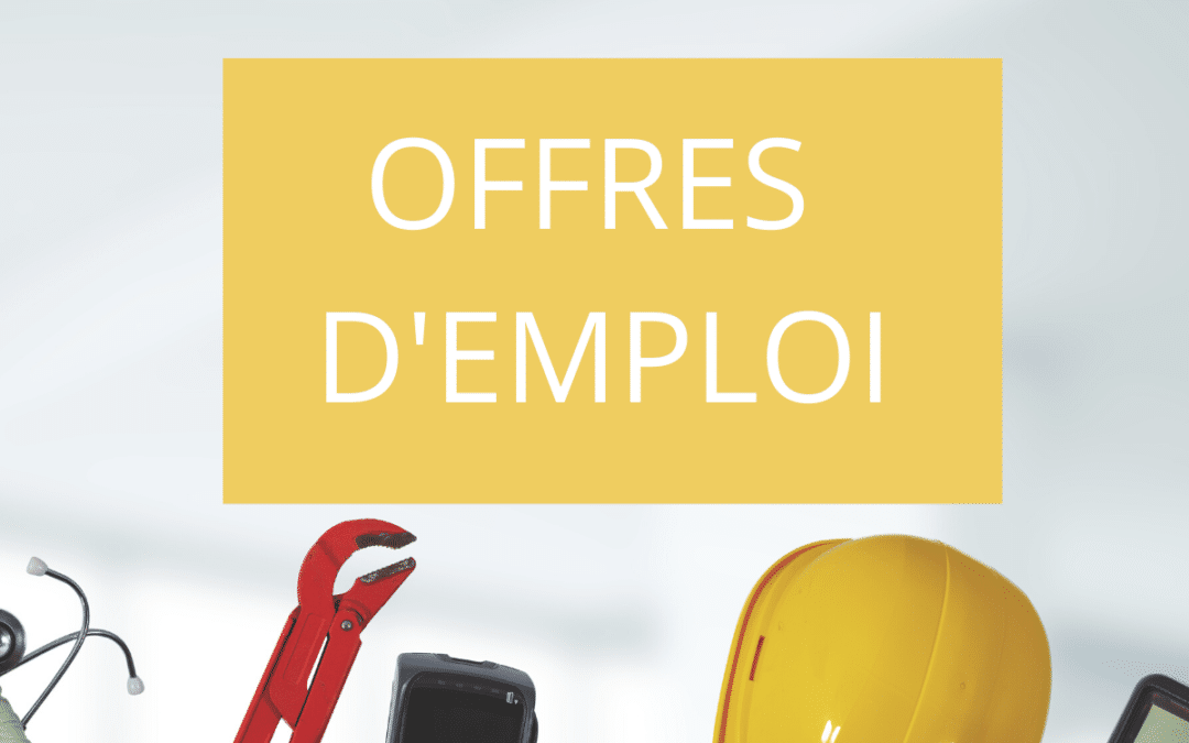 Assistant(e) commercial(e) – Accueil Capitainerie