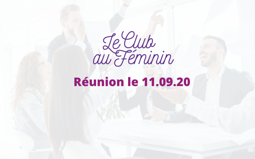Rencontre avec le club au Féminin