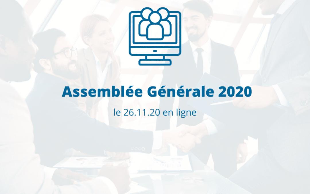 Assemblée Générale 2020
