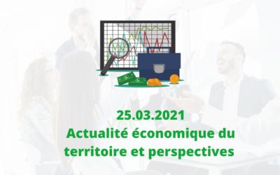 Table ronde : Actualité économique du territoire et perspectives