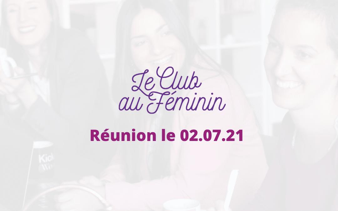 Le Club au Féminin d'OPEn 02/07