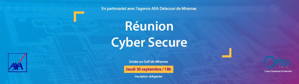 Réunion cyber secure x AXA