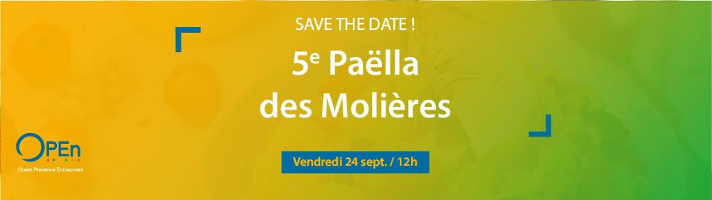 Paella des Molières 2021