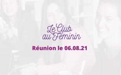 Le Club au Féminin d'OPEn 06/08
